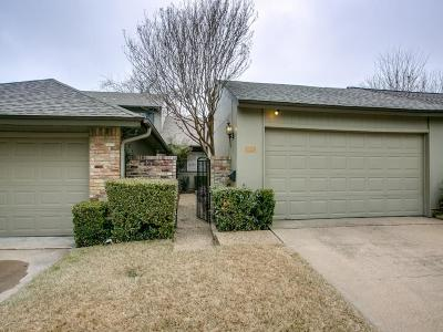 Townhouse Active Option Contract: 9539 Highland View Drive