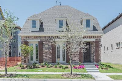 McKinney Single Family Home For Sale: 6900 Royal View Drive