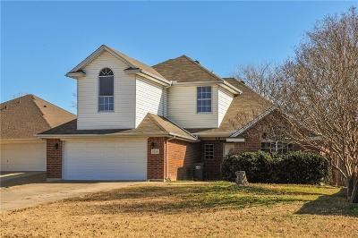 Fort Worth Single Family Home For Sale: 7424 Cascade Court