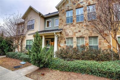 Irving Townhouse For Sale: 10527 E Steinbeck Lane