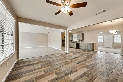 Mesquite Single Family Home For Sale: 3602 La Prada Drive
