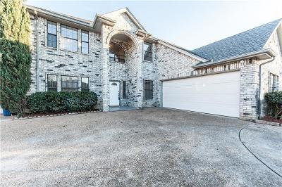 Dallas Single Family Home For Sale: 6344 Everglade Road