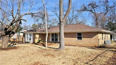 Aubrey Single Family Home Active Option Contract: 508 Hill Street