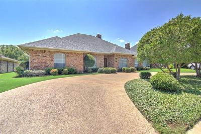 Richardson Single Family Home Active Option Contract: 1407 Huntington Drive