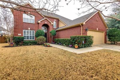 Flower Mound Single Family Home Active Option Contract: 1301 Elmhurst Lane