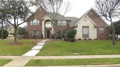 Flower Mound Single Family Home For Sale: 2602 Native Oak Drive