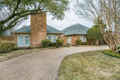 Dallas Single Family Home For Sale: 6715 Bevington Road