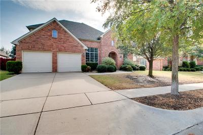 Fort Worth TX Single Family Home For Sale: $349,900
