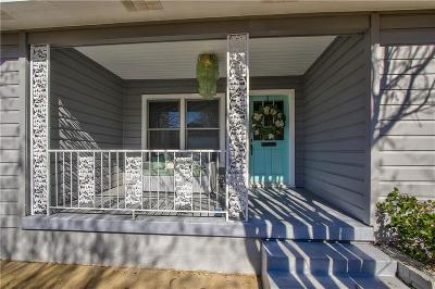 Fort Worth Single Family Home For Sale: 5426 El Campo Avenue