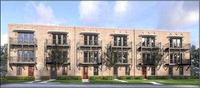 Dallas Townhouse For Sale: 2805 Lynlock Court