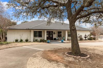 Keller Single Family Home Active Option Contract: 708 Ledara Lane