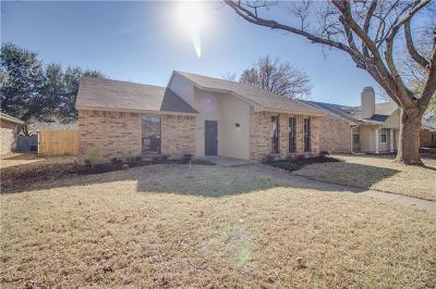 Allen Single Family Home Active Option Contract: 1306 Timberview Drive