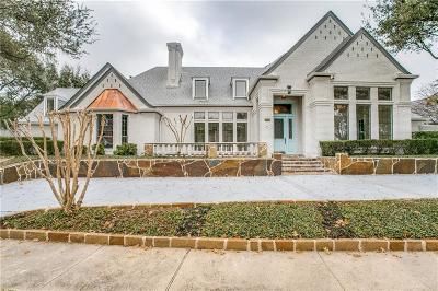 Plano Single Family Home For Sale: 4532 Salerno Circle