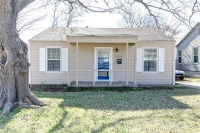 Fort Worth Single Family Home For Sale: 4333 Geddes Avenue