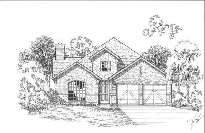Celina Single Family Home For Sale: 1408 Bridgewater Boulevard
