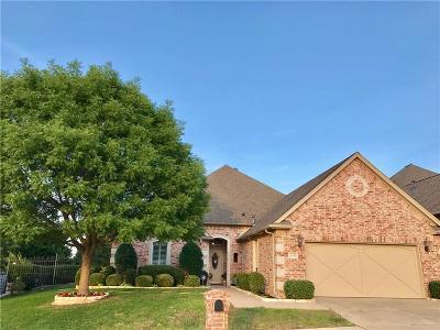 Benbrook Single Family Home For Sale: 4948 Ridge Circle