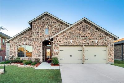 Little Elm Single Family Home For Sale: 916 Goldenmist Drive