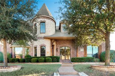 Carrollton Single Family Home For Sale: 1632 Flowers Drive
