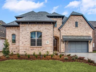 Frisco Single Family Home For Sale: 13048 Bold Forbes Street
