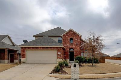 Fort Worth Single Family Home For Sale: 4013 Vista Greens Drive