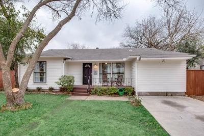 Dallas Single Family Home For Sale: 2342 Ballycastle Drive