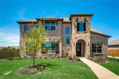 Sachse Single Family Home For Sale: 3001 Gentry Drive