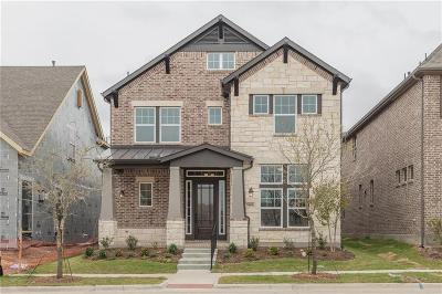 McKinney Single Family Home For Sale: 7000 Royal View Drive