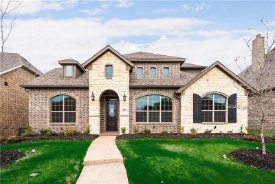 Sachse Single Family Home For Sale: 3017 Gentry Drive