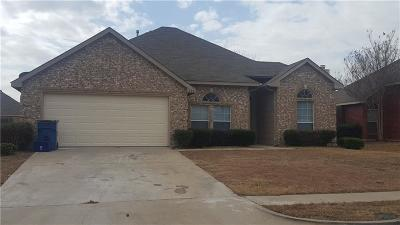 Rockwall, Fate, Heath, Mclendon Chisholm Single Family Home Active Option Contract: 113 Sequoia Road