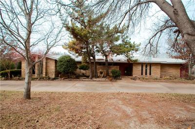 Fort Worth Single Family Home For Sale: 4062 Hildring Drive W