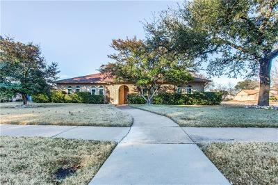 Richardson Single Family Home For Sale: 1209 Dunbarton Drive