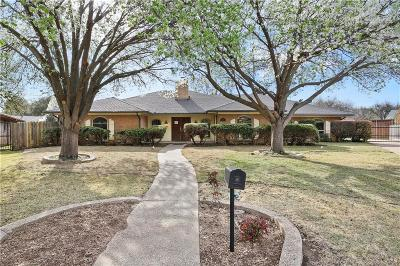 Fort Worth Single Family Home For Sale: 4651 Blue Sage Court