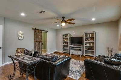 Lewisville Single Family Home Active Option Contract: 248 Crestwood Circle