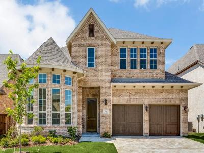 Coppell Single Family Home For Sale: 645 Springlake