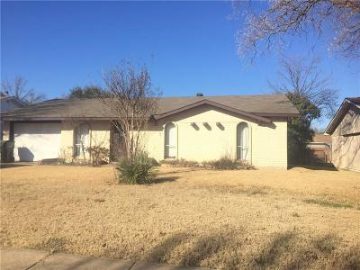 Plano Single Family Home For Sale: 1913 Armstrong Drive