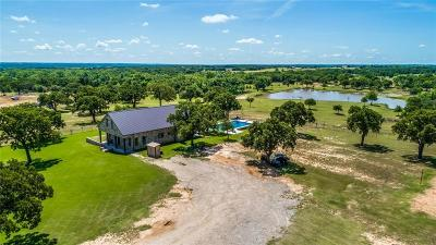 Parker County Farm & Ranch For Sale: 7600 Zion Hill Road