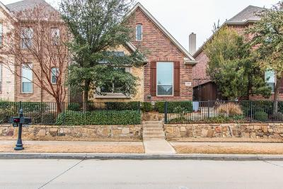 Lewisville Single Family Home Active Option Contract: 2470 Sunderland Lane