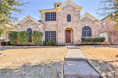 Frisco Single Family Home For Sale: 10531 Shire View Drive