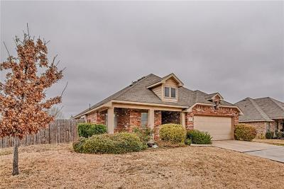 Mansfield Single Family Home Active Option Contract: 832 Cutting Horse Drive