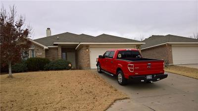 Burleson Single Family Home For Sale: 609 Ridgehill Drive