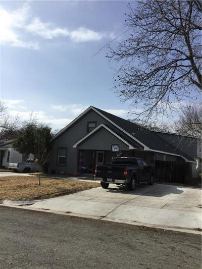 Haltom City Single Family Home For Sale: 2021 Owens Street