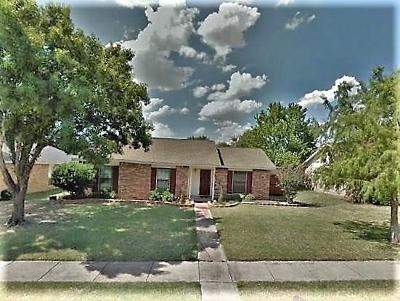 Carrollton  Residential Lease For Lease: 2703 E Wentwood Drive