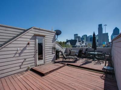 Dallas Townhouse For Sale: 1016 Liberty Street #4