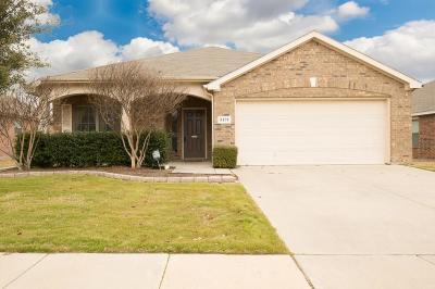 Arlington Single Family Home Active Option Contract: 8131 Tierra Del Sol Road
