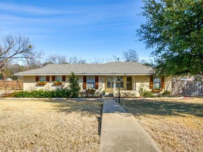 Single Family Home Active Option Contract: 4475 Ridgevale Road
