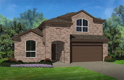 Denton Single Family Home For Sale: 112 Red Fox Lane