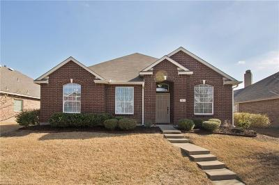 Allen Single Family Home For Sale: 1511 Heather Brook Drive