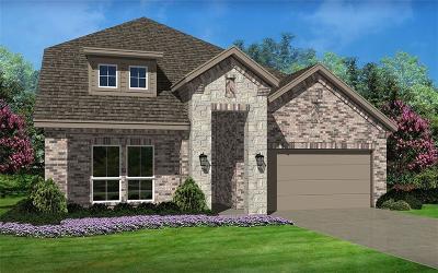 Denton Single Family Home For Sale: 3913 Crosstrees