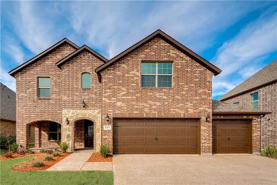 Lewisville Single Family Home For Sale: 297 Aaron Drive