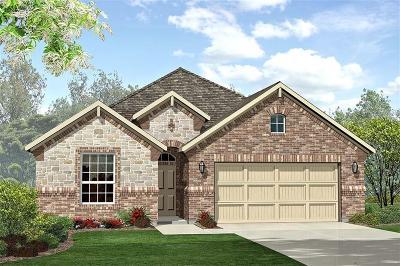 Denton Single Family Home For Sale: 4021 Crosstrees